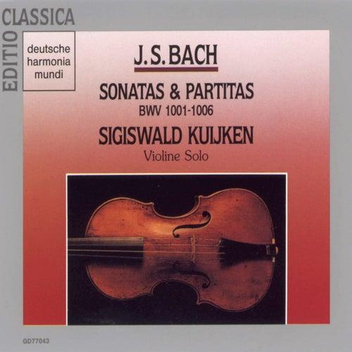 Bach: Sonaten & Partiten (6) de Sigiswald Kuijken