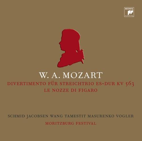Mozart: Divertimento in ES-Dur KV 563/Figaro Suite von Jan Vogler