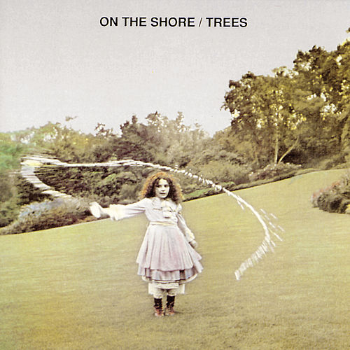 On The Shore by Trees