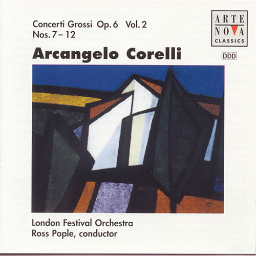 Corelli: Concerti Grossi Op.6 Vol.2 von Ross Pople