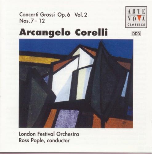 Corelli: Concerti Grossi Op.6 Vol.2 von Ross Pople