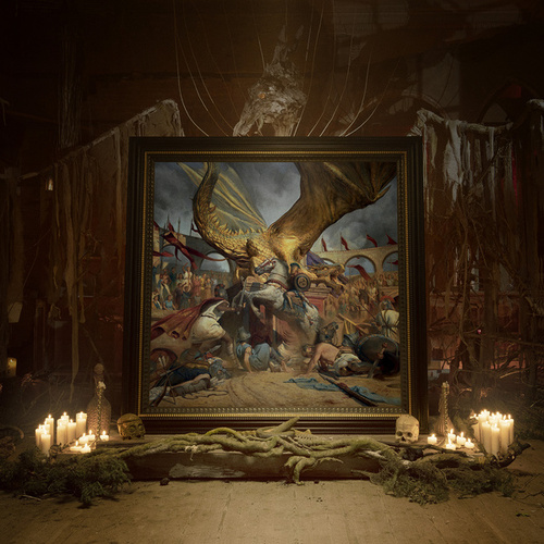In The Court Of The Dragon by Trivium