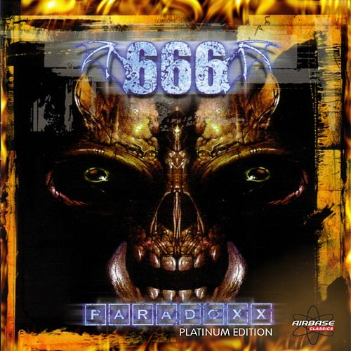 Paradoxx (Platinum Edition) by 666