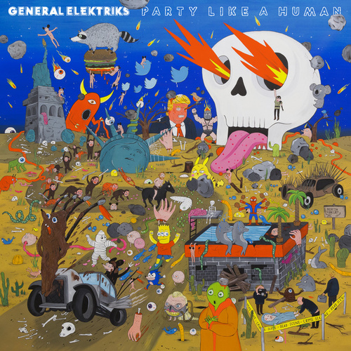 Party Like a Human by General Elektriks