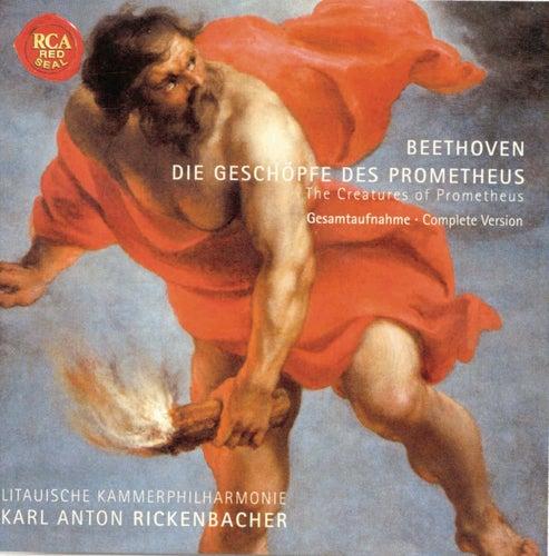 Die Geschöpfe des Prometheus by Karl Anton Rickenbacher