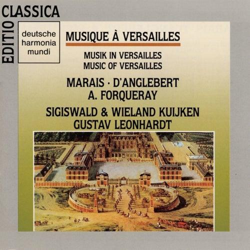 Musique à Versailles de Sigiswald Kuijken
