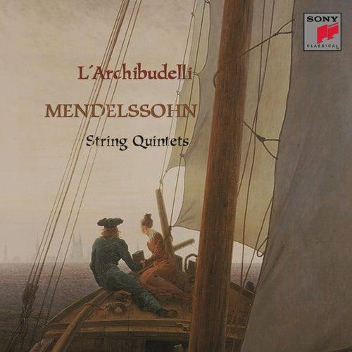 Mendelssohn:  String Quintets Nos. 1 & 2 by L'Archibudelli