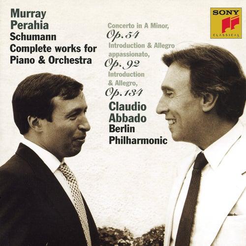 Schumann: Complete Works for Piano & Orchestra von Berlin Philharmonic Orchestra