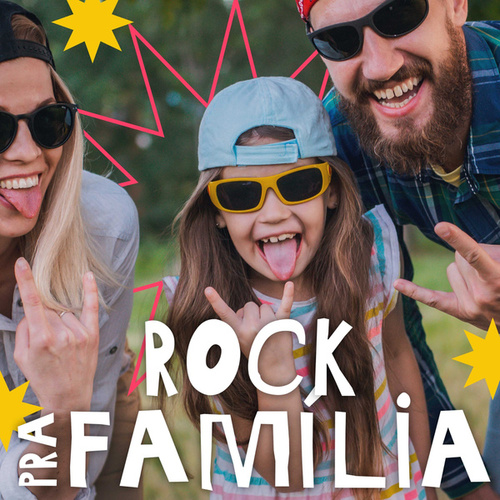Rock pra Familia de Various Artists