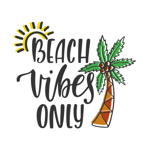 Beach Vibes Only von Various Artists