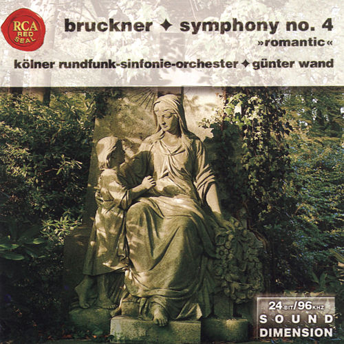 Dimension Vol. 10: Bruckner - Symphony No. 4 by Günter Wand