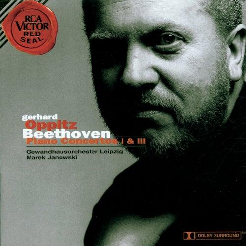 Beethoven: Piano Concertos Nos. 1 & 3 von Gerhard Oppitz