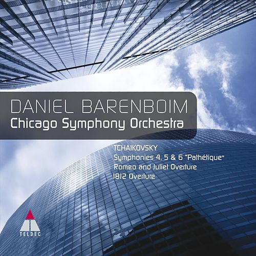 Barenboim and Chicago Symphony Orchestra - The Erato-Teldec Recordings, Vol. 2 by Daniel Barenboim