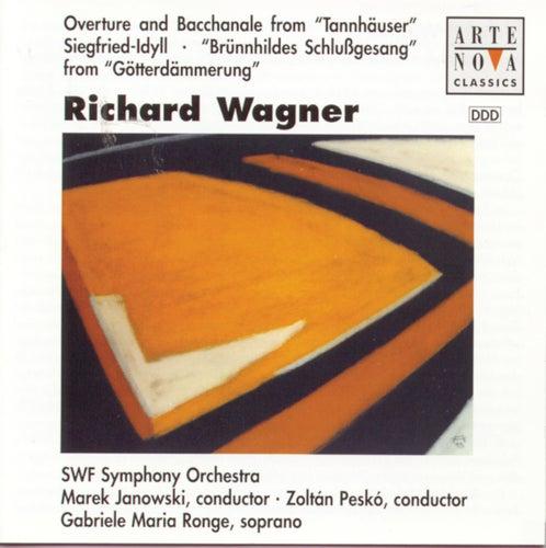 Wagner: Ouverture und Bacchanale (Tannhäuser), Götterdämmerung von Marek Janowski
