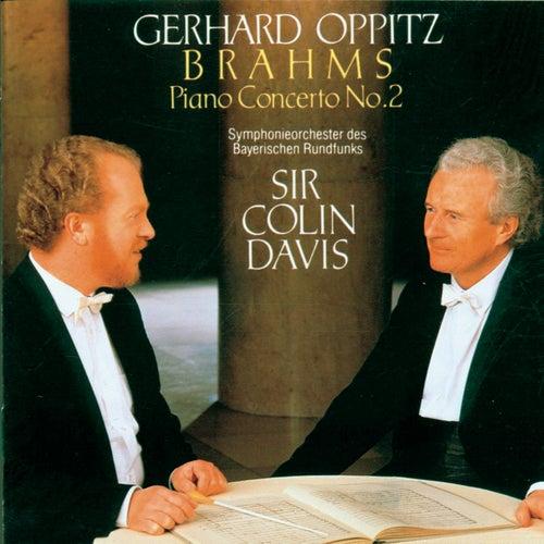 Brahms: Cto. No. 2 - Bavarian Radio von Gerhard Oppitz