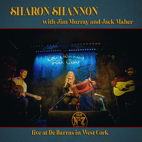 Live in De Barra's von Sharon Shannon