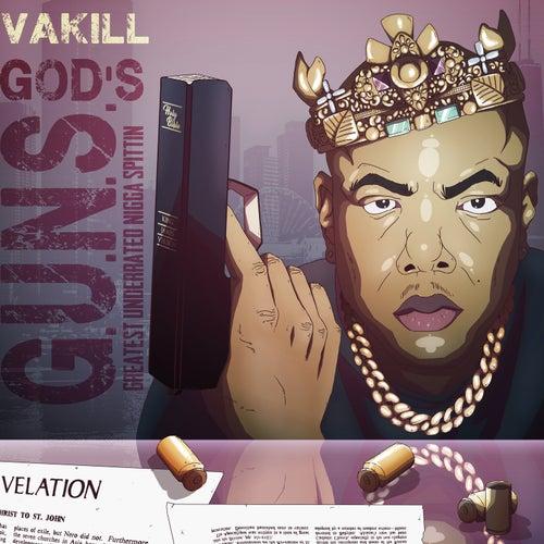 God's Gun de Vakill