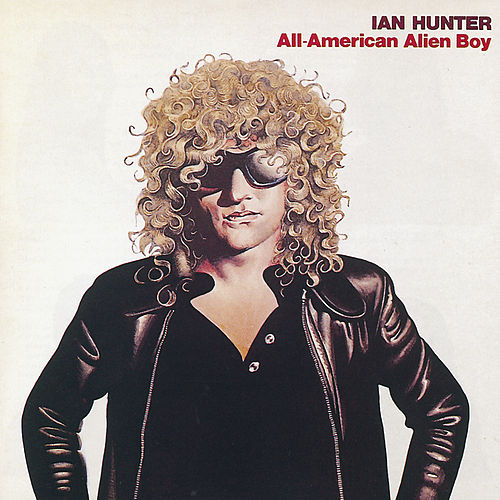 All-American Boy by Ian Hunter