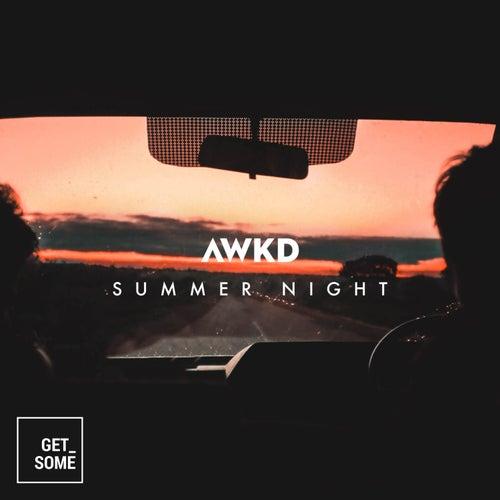 Summer Night (Extended Mix) de Awkd