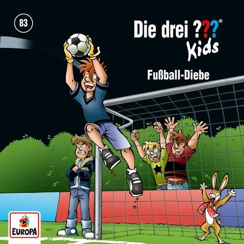 083/Fußball-Diebe von Die Drei ??? Kids