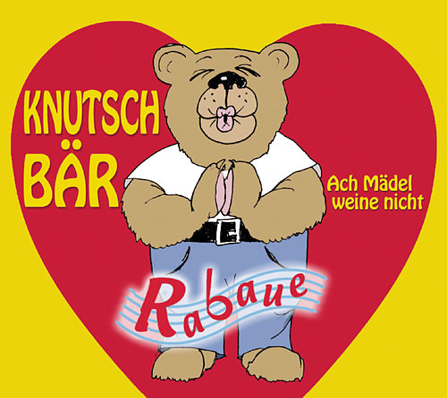 Knutschbär de Rabaue