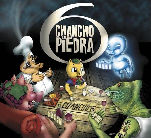 Chancho 6 Vol.1 de Chancho En Piedra