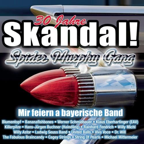 Skandal! Wir feiern a bayerische Band von 30 Jahre Spider Murphy Gang