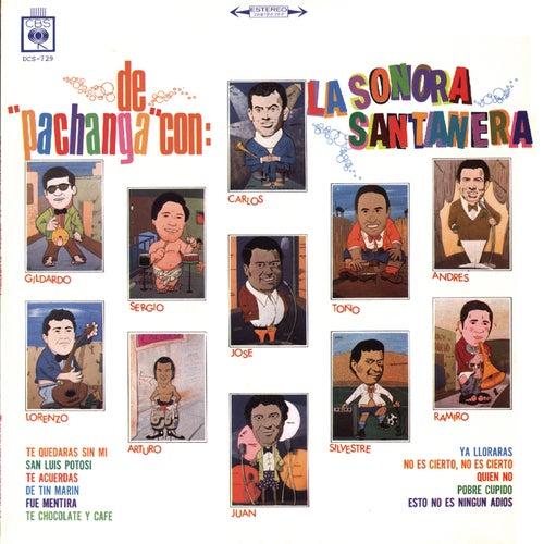 De Pachanga Con La Sonora Santanera von La Sonora Santanera