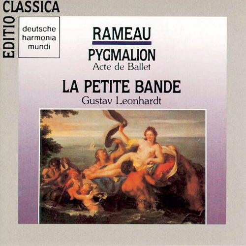 Rameau: Pygmallion by Gustav Leonhardt