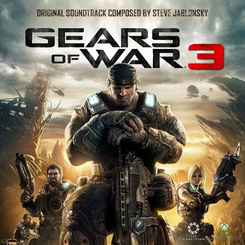 Gears of War 3 (Original Soundtrack) von Steve Jablonsky