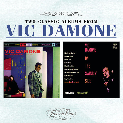 ANGELA MIA/ON THE SWINGIN' SIDE von Vic Damone