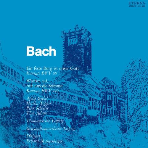 Bach: Ein feste Burg ist unser Gott / Wachet auf, ruft uns die Stimme de Peter Schreier