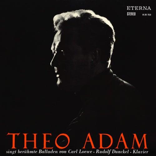 Theo Adam singt berühmte Balladen von Carl Loewe fra Theo Adam