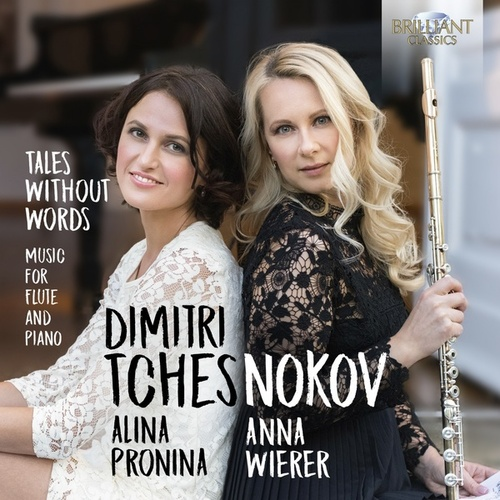 Tchesnokov: Tales without Words, Music for Flute and Piano by Wierer Anna