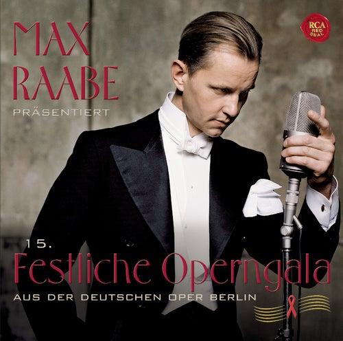 15. Festliche Operngala der Deutschen AIDS-Stiftung von Max Raabe