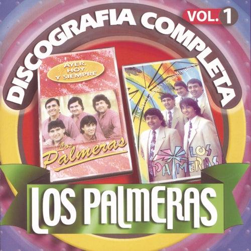 Los Palmeras - Discografia Completa Vol.1 de Los Palmeras