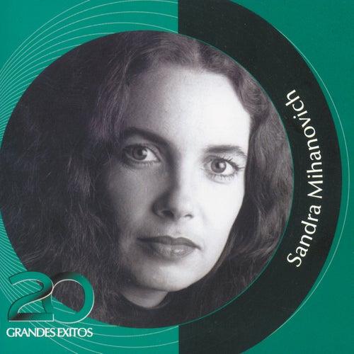Colección Inolvidable RCA - 20 Grandes Exitos de Sandra Mihanovich