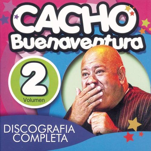 Discografía Completa Volumen 2 de Cacho Buenaventura