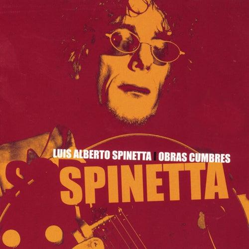 Obras Cumbres de Luis Alberto Spinetta