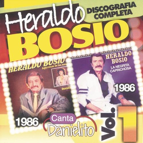 Discografía Completa Vol.1 - Canta Danielito by Heraldo Bosio