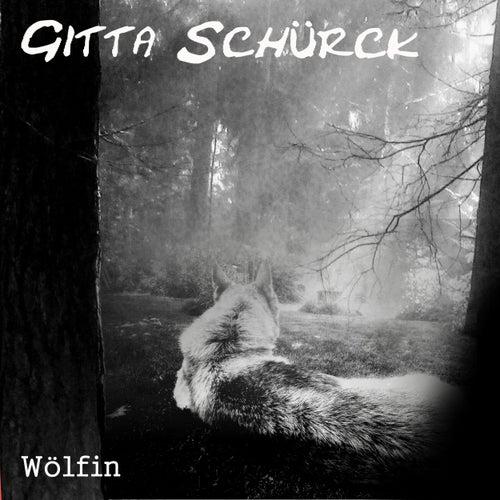 Wölfin von Gitta Schürck