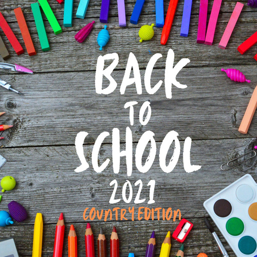 Back to School 2021 - Country Edition fra Various Artists