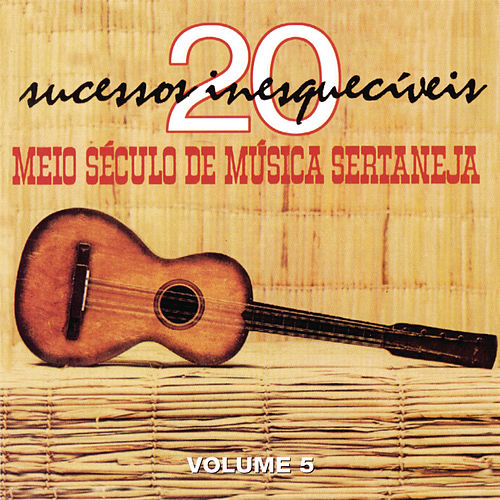 Meio Século De Música Sertaneja Vol.5 de Various Artists