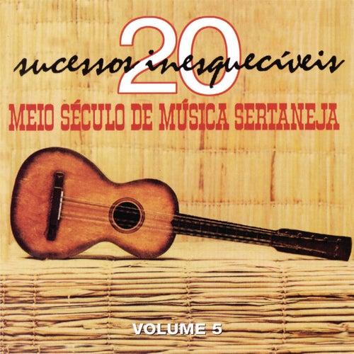 Meio Século De Música Sertaneja Vol.5 de Various Artists