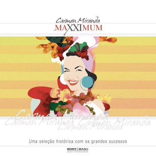 Maxximum - Carmen Miranda de Carmen Miranda