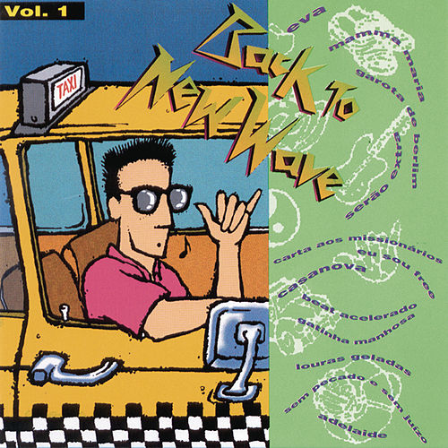 Back To New Wave - Vol. 1 de Various Artists