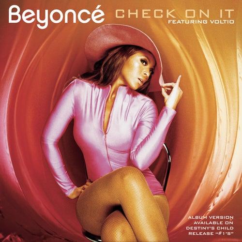 Check On It von Beyoncé