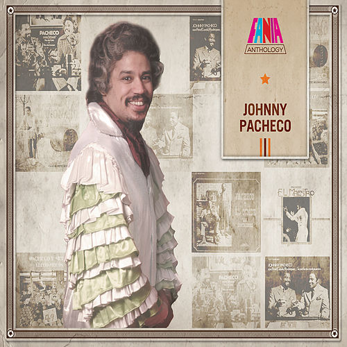 Anthology de Johnny Pacheco