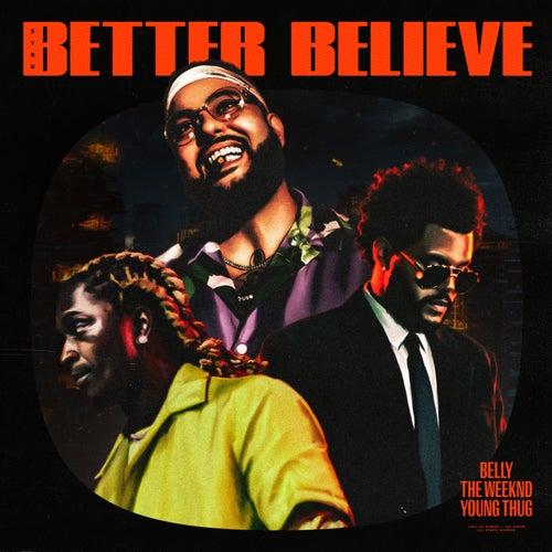 Better Believe von Belly