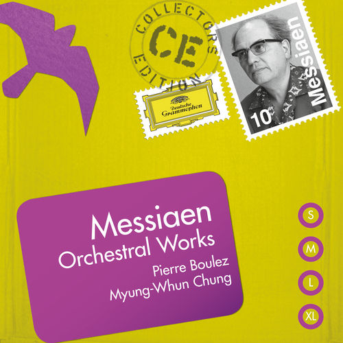 Messiaen: Orchestral Works de Various Artists